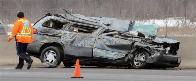 Hwy 401 reopens following Cambridge crash   GuelphMercury com