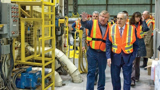 Whitby paper mill adds 80 new jobs | DurhamRegion com