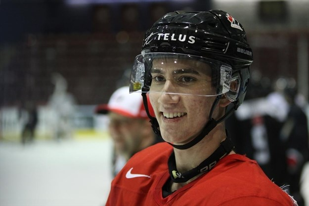Forward Formenton To Miss World Juniors With Injury Thespec Com