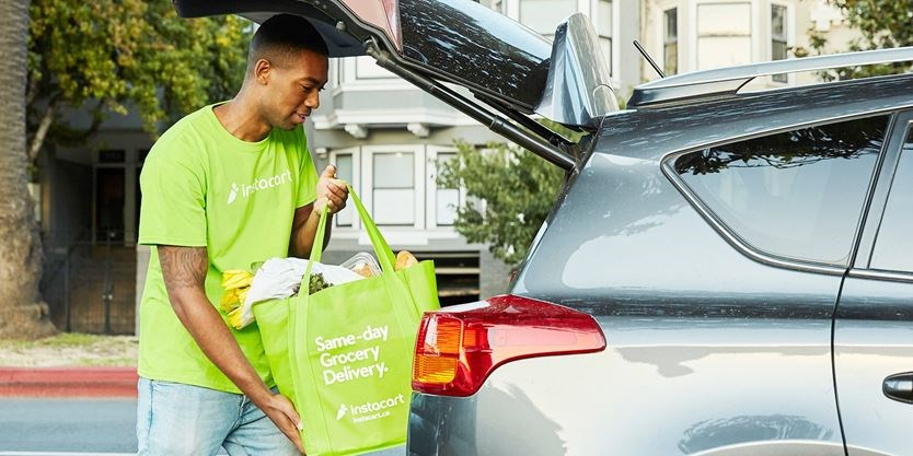 Barrie residents can get groceries delivered within one hour