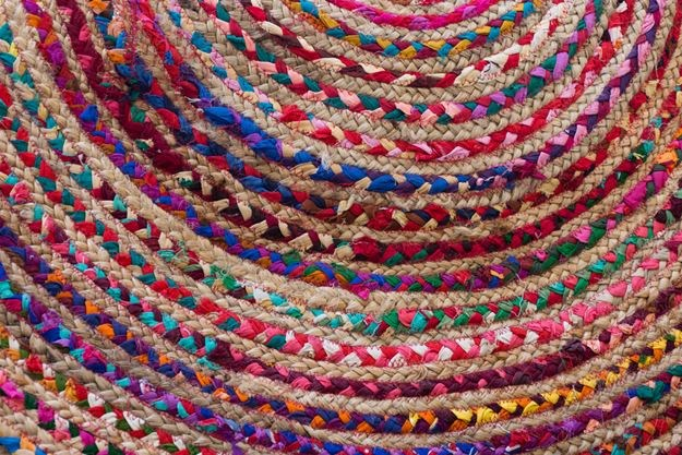 Do It Yourself Diy Braided Rag Rugs On June 01 2019