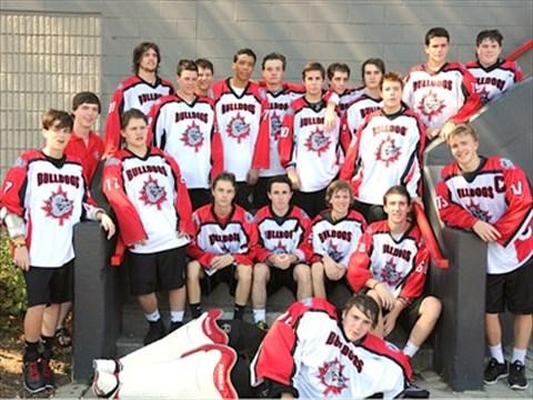For Ontario midget lacrosse