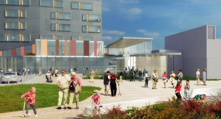 Cityhousing Hamilton Roves 11 Million Plan For Seniors Housing In East End