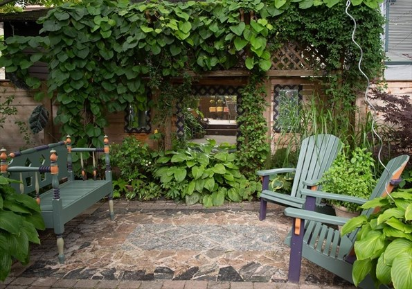 Theresa Forte How To Create Your Own Buffalo Style Garden