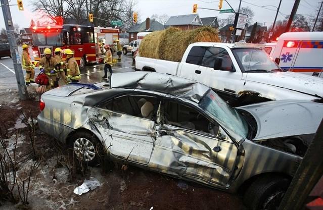 Charges laid after fatal Peterborough crash