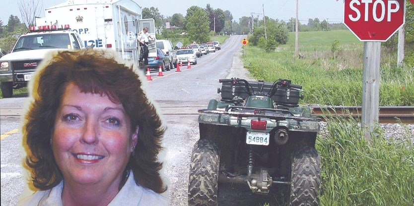ONTARIO COLD CASE: Searchers find mom's body metres from her