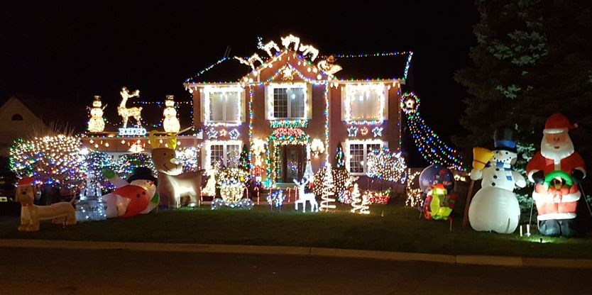 Griswold Christmas.Grinch May Not Have Stolen Christmas Spirit From Orangeville S