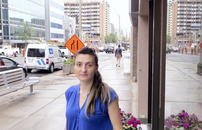 Crosstown Construction Puts The Hurt On Businesses Along Eglinton Therecord Com