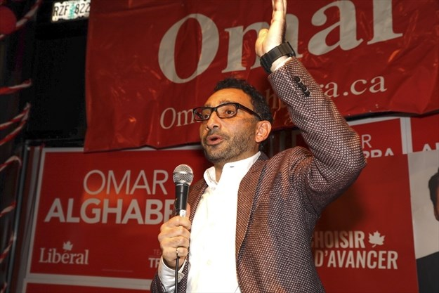 Liberal Omar Alghabra elected in Mississauga Centre ...