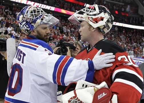 Martin Brodeur Back In Stanley Cup Finals At Age 40 A Year After Devils