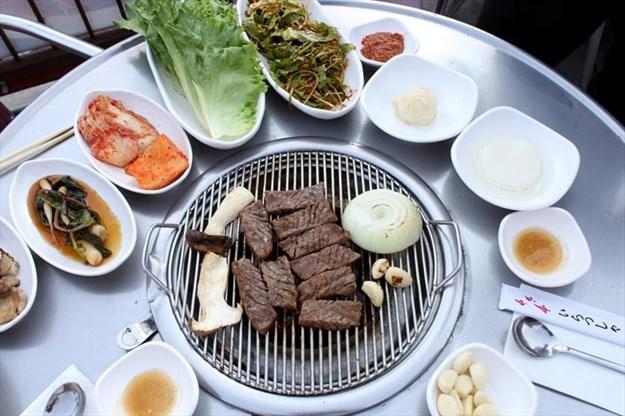 best korean barbecue in toronto. Black Bedroom Furniture Sets. Home Design Ideas