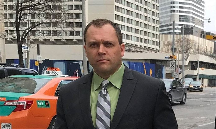 Is suspended Hamilton officer Craig Ruthowsky a dirty cop or