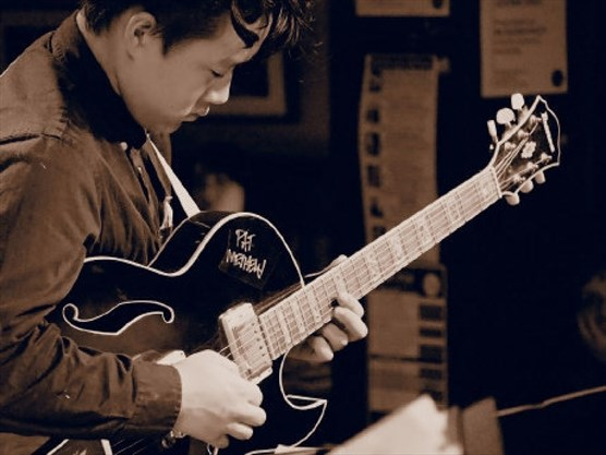 Image result for David Cheon Guitar Images