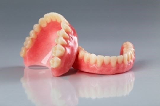 Is There A Difference Between Porcelain And Plastic Dentures
