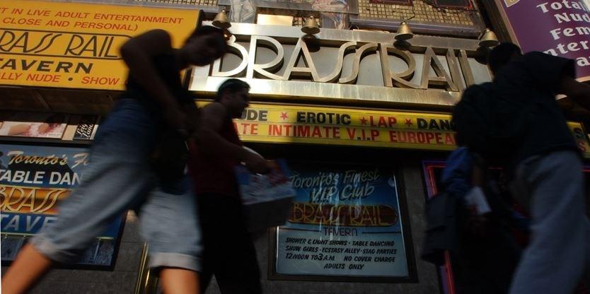 Hundreds Potentially Exposed To Covid 19 At Toronto Strip Club Toronto Com