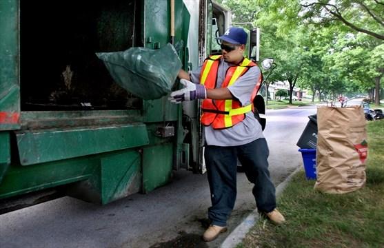 Peel Tests Biweekly Garbage Days Mississauga Com
