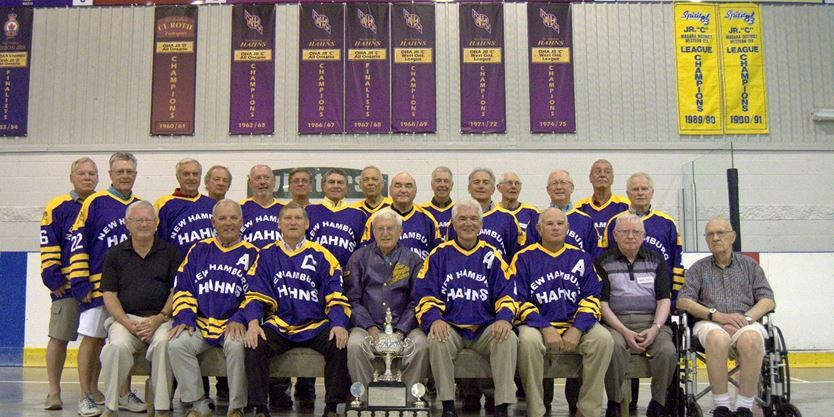 Fifty years later, Hahns reunited with Schmalz Cup