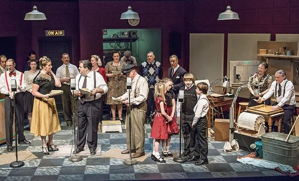 Review It S A Wonderful Life A Live Radio Play Full Of Surprises