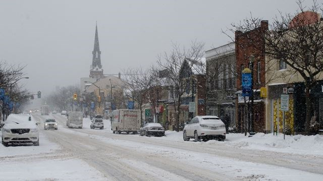 It S Going To Be A Snowy Winter Oakville S The Weather