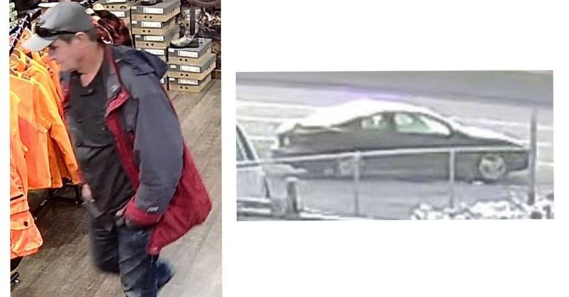 Police release image of vehicle after Clarington camera