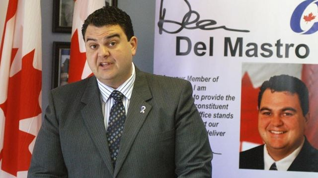 Peterborough Peterborough Mp Dean Del Mastro Is Happy To See Regulatory Priorities Focus On Saving Everyday Canadians Some Cash