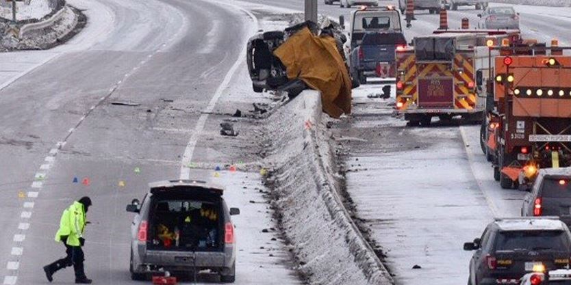Ontario Provincial Police ID victims of 'horrific' Highway 401 crash