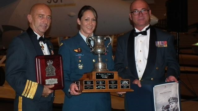 Local Air Force members earn to honours   NorthBayNipissing com