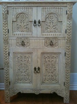 Canadian Cab Guelph >> This Old Thing: Art Nouveau dining room suite was made by ...