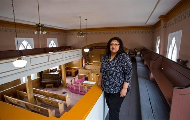 Lack of contractor holds up preservation of Niagara church