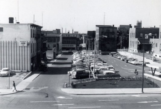 Flash From The Past: Kitchener Firehall Site Became A