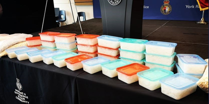 Largest' meth bust in York Regional Police history made in