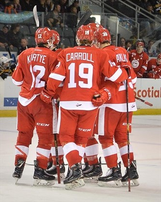 OHL: Doggone It, Greyhounds Back In The Hunt Yet Again