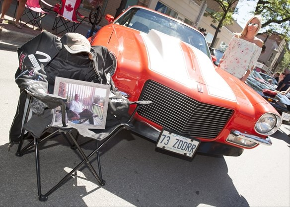 Plenty Of Horse Power At Annual Burlington Downtown Car Show - Car show downtown