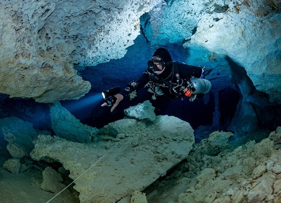 Cave Diver From Muskoka Overwhelmed By