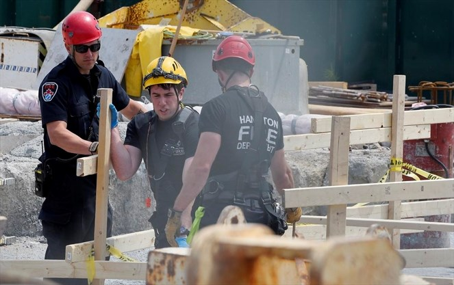 Worker dies at city sewer project in Stoney Creek | WaterlooChronicle ca