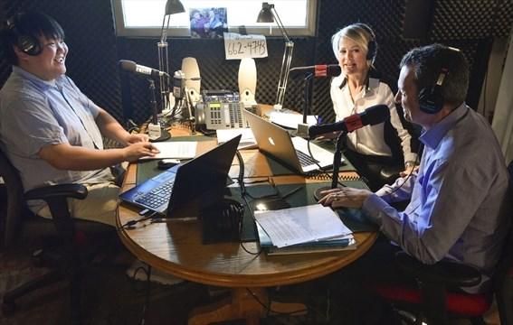 Laid off CHCH hosts reinvent show online   WellandTribune ca