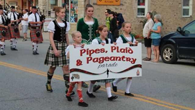 A Visit to the Fergus Scottish Festival Canada - TartanBlog