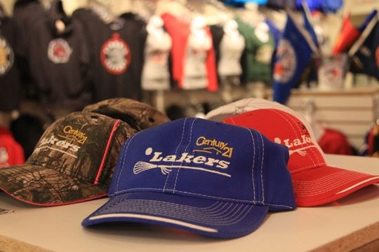 598894e293a Peterborough Lakers merchandise and apparel now available year ...