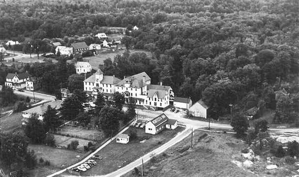 Memories of Monteith House | MuskokaRegion com