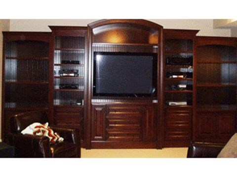 Let your new home renovations include custom cabinetry, wall units ...