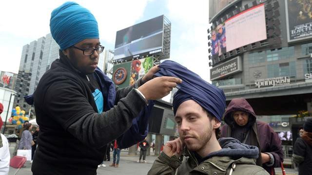 Sikh dating Toronto