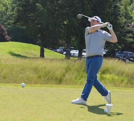 Golfers tee off at the Elly4Kids Charity Golf Tournament ...
