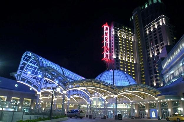 Ontario Casinos Closed