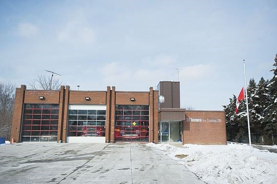 Removal of fire trucks at two Scarborough stations raises
