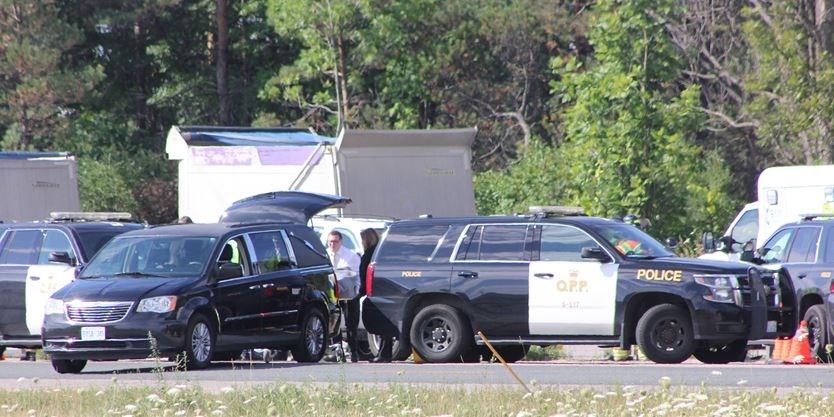 UPDATE 3: Pedestrian killed in Hwy  400 crash in Barrie