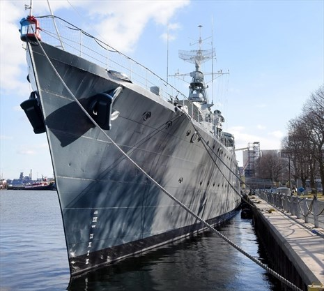 HMCS Haida becomes ceremonial flagship of Royal Canadian