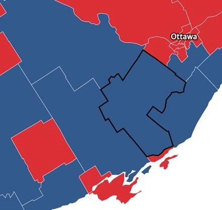 Analysis Why So Blue Examining The Ottawa Valley Area S