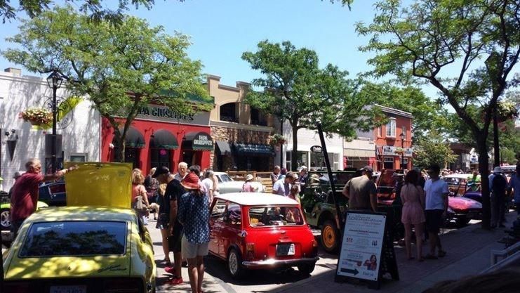 Burlington Downtown Car Show On July TheSpeccom - Car show downtown