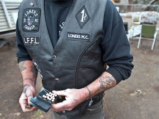 Meaning behind biker vest patches | ThePeterboroughExaminer com