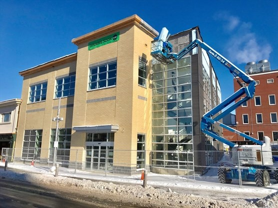 New LCBO in downtown Kitchener